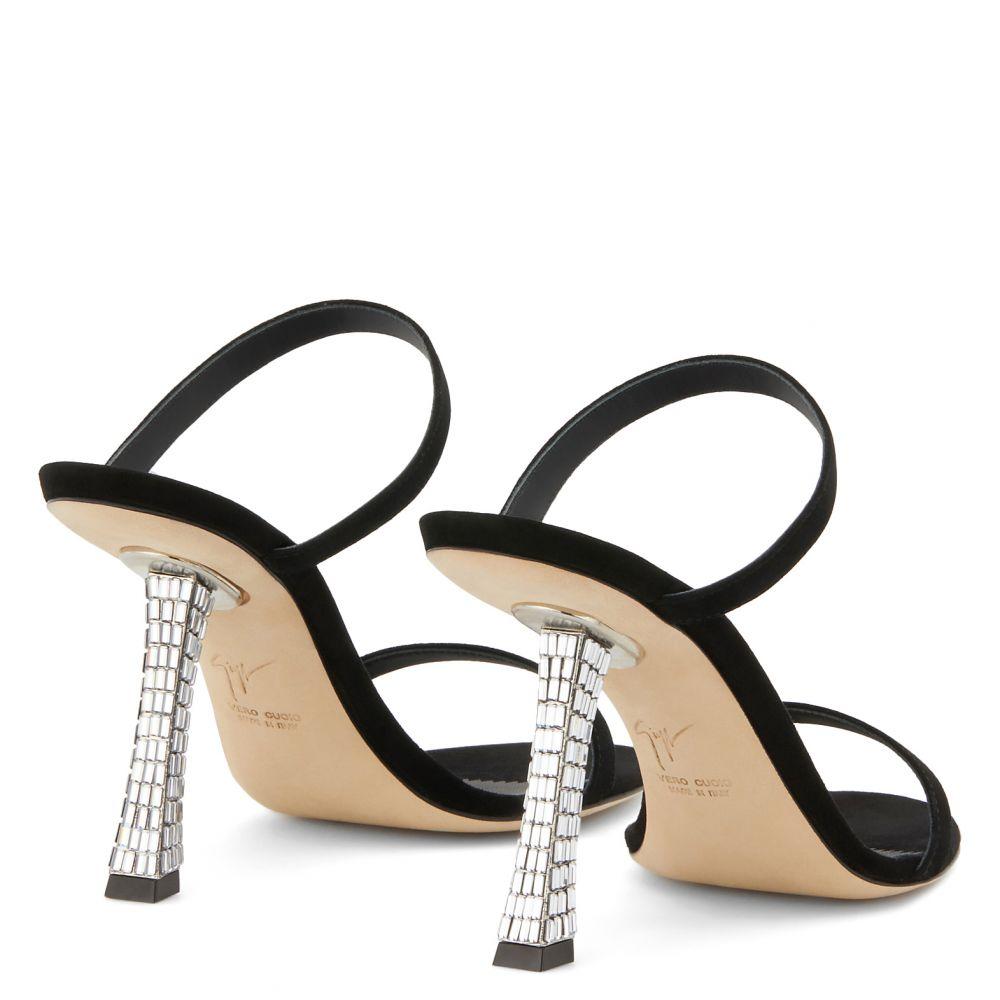 FARRAH - Black - Sandals