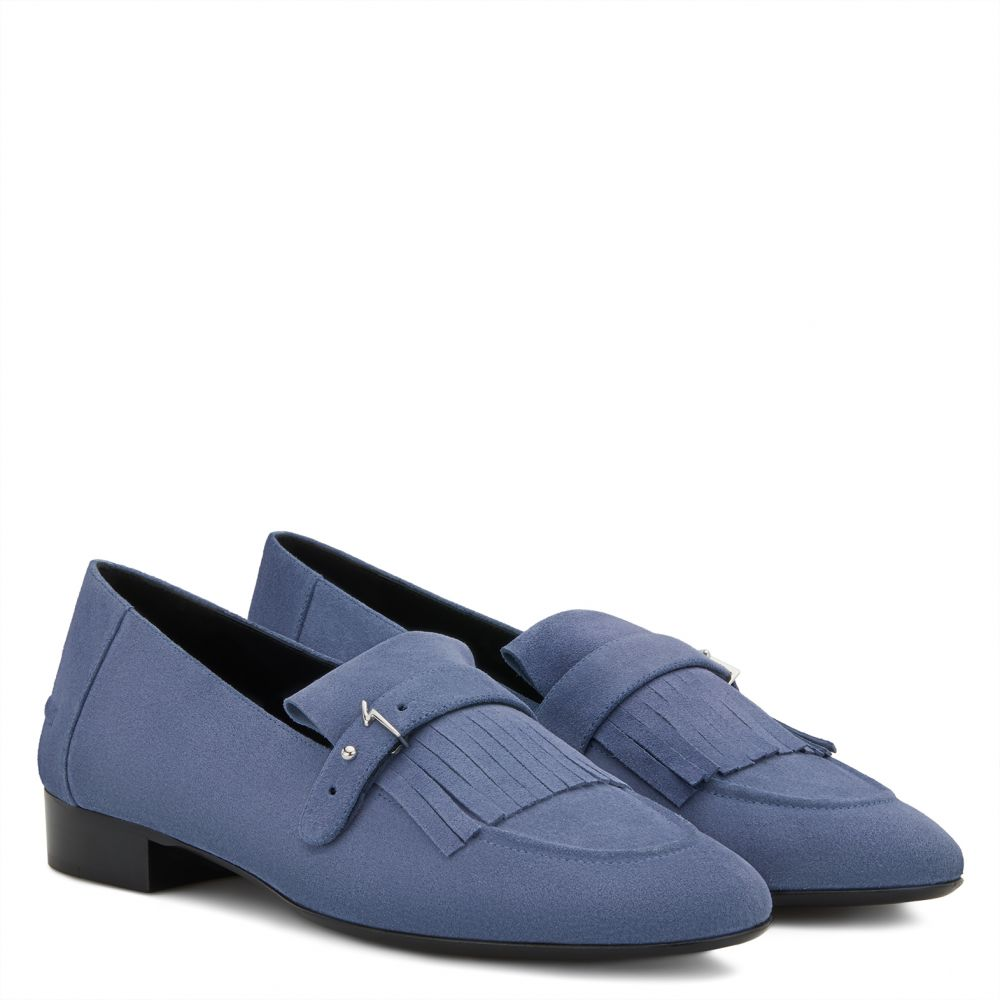 CURTISS - Blue - Loafers