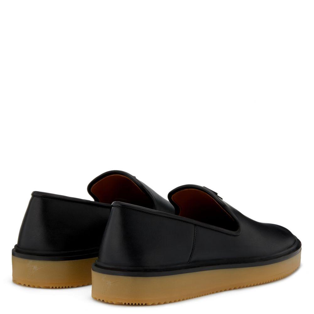 HOFFMAN FLASH - Black - Loafers