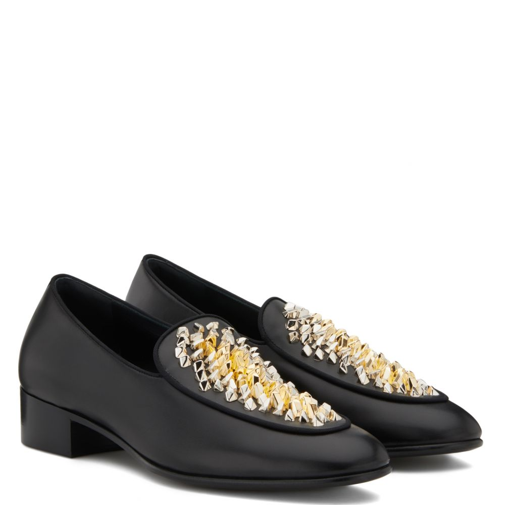 RICHARD - Black - Loafers