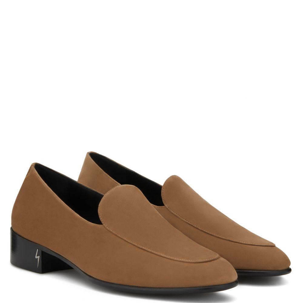 BRENTON - Beige - Loafers