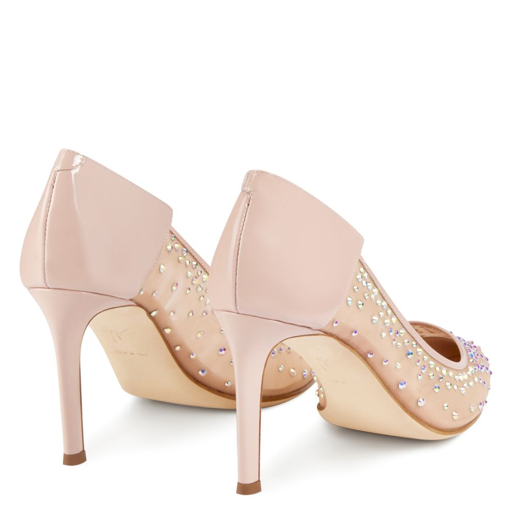 KARLA - Pink - Pumps