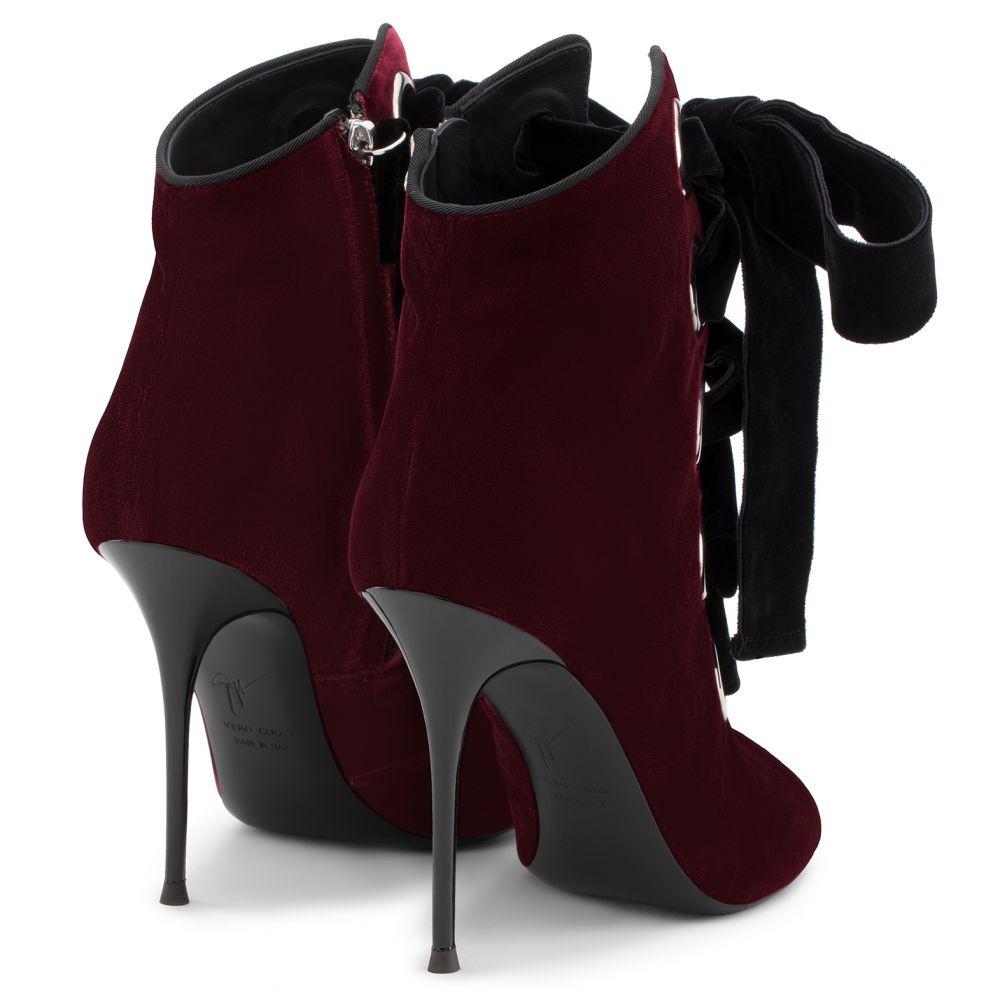 JEANNINE - Bordeaux - Boots