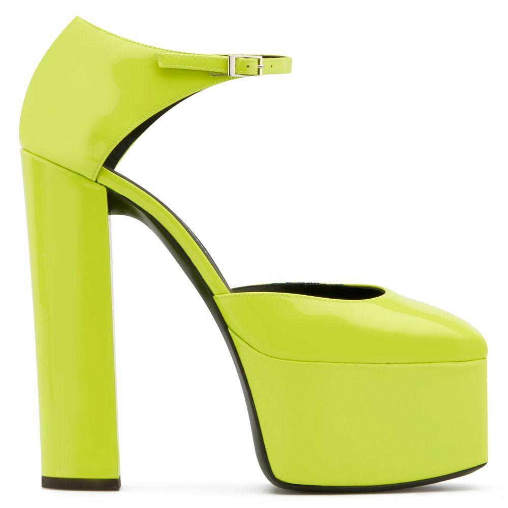 BEBE - Yellow - Sandals