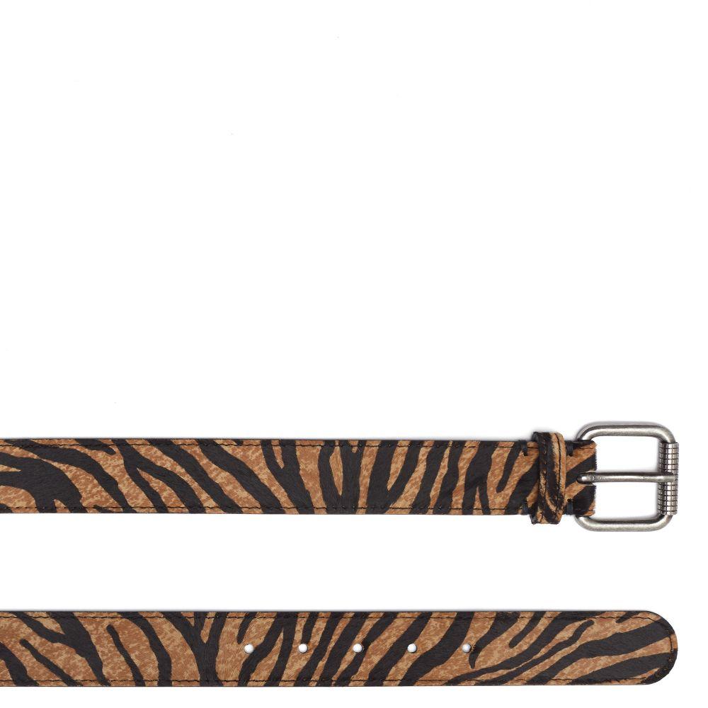 FOSTER - Multicolor - Belts