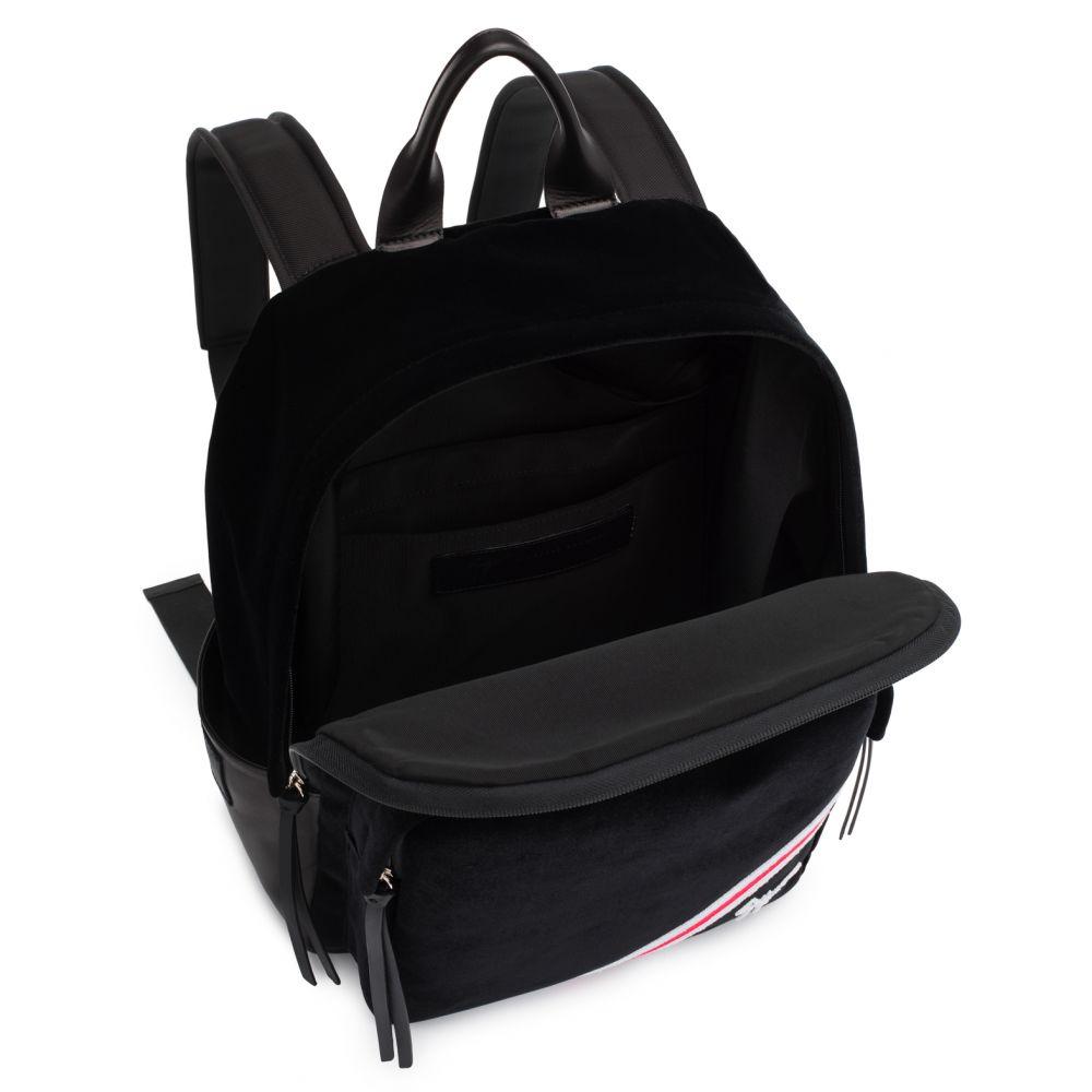 CHALMER - Black - Backpacks