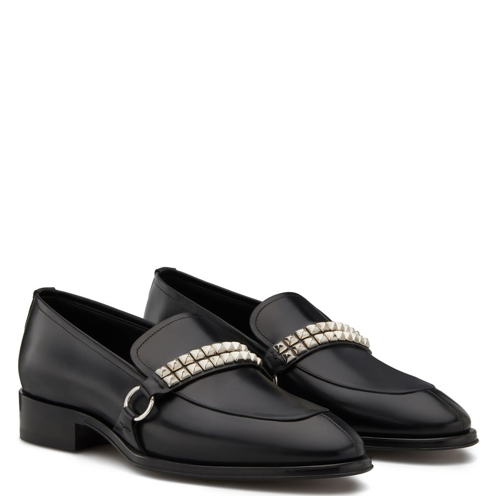 ANGELES - Black - Loafers