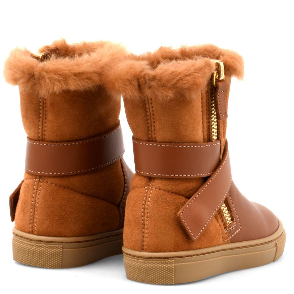 ALEC - Beige - Boots