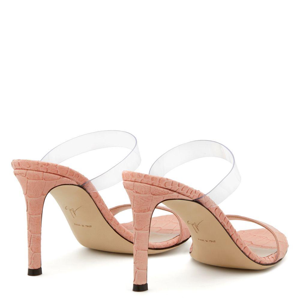 DULCINA - Pink - Sandals