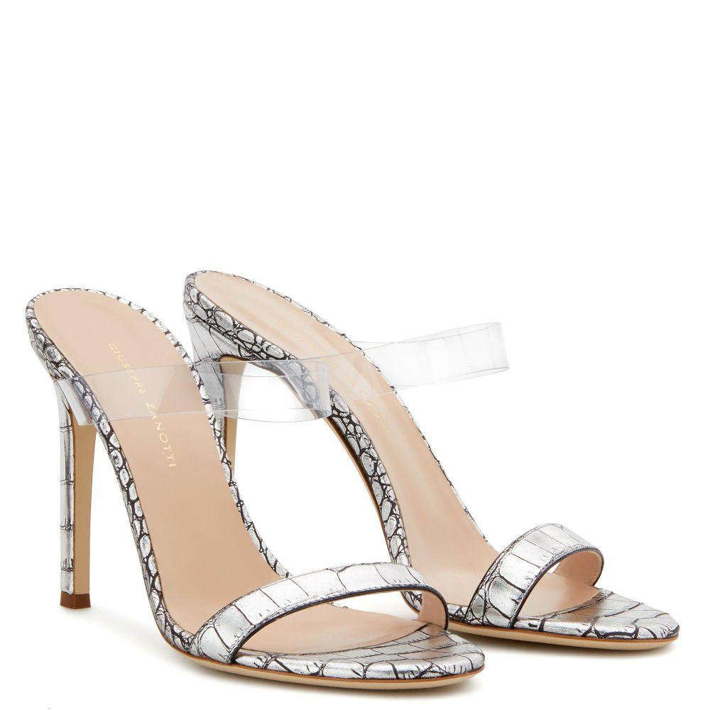 DULCINA - Silver - Sandals