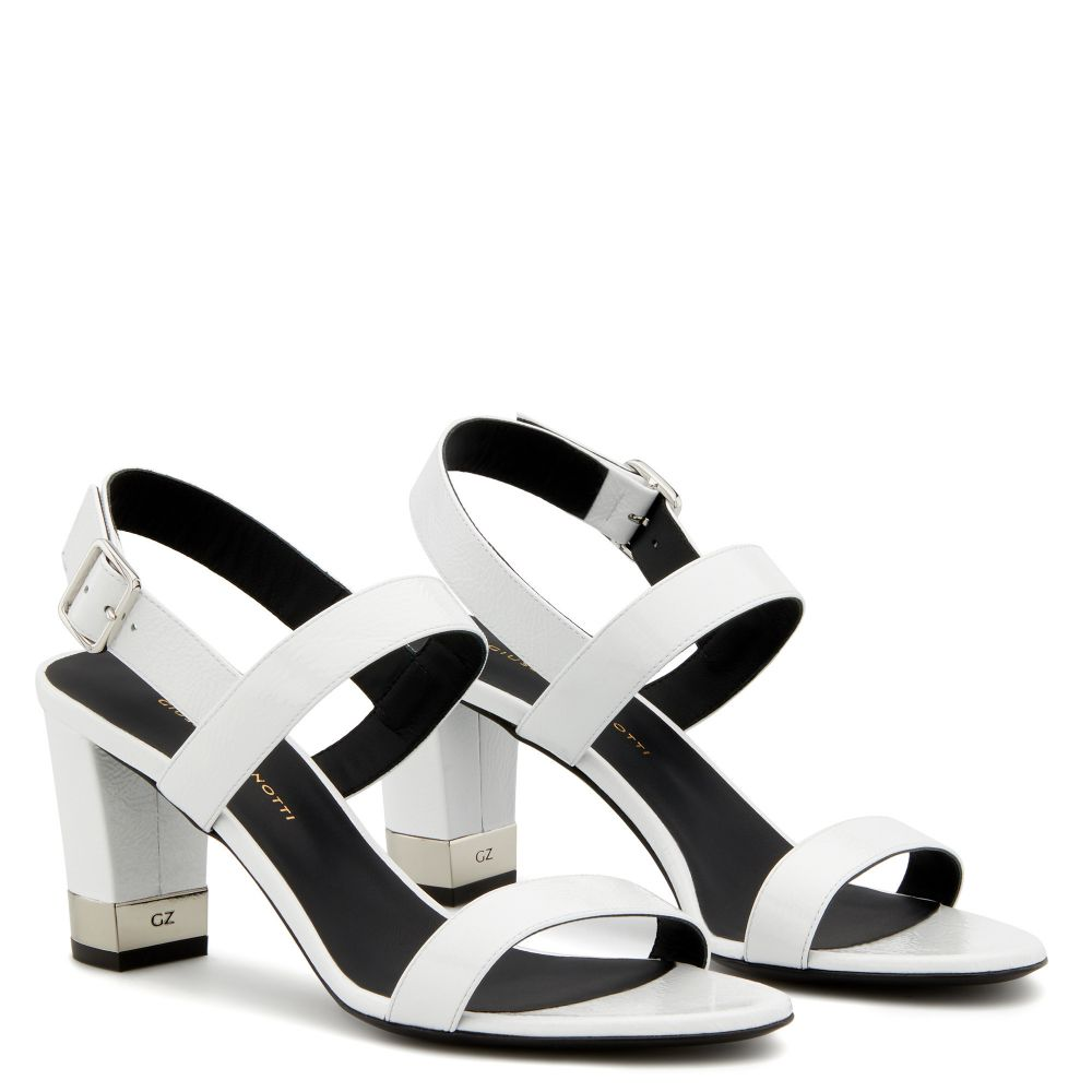 SANDRINE - White - Sandals