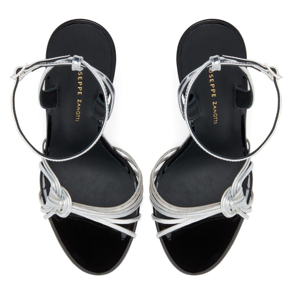 YLENIA WEDGE - Silver - Wedges