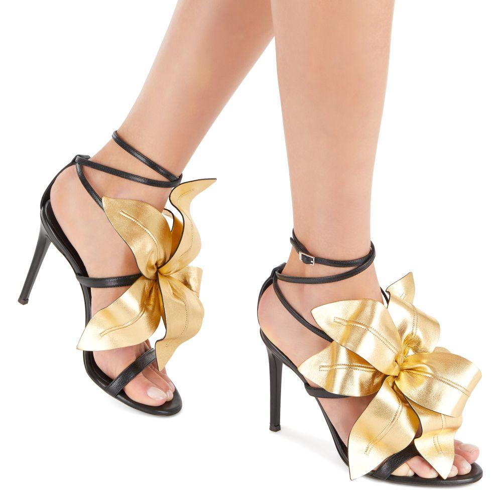 LILIUM - Gold - Sandals