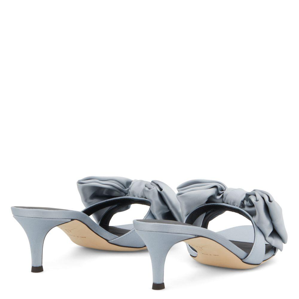 Hanna - Blue - Sandals