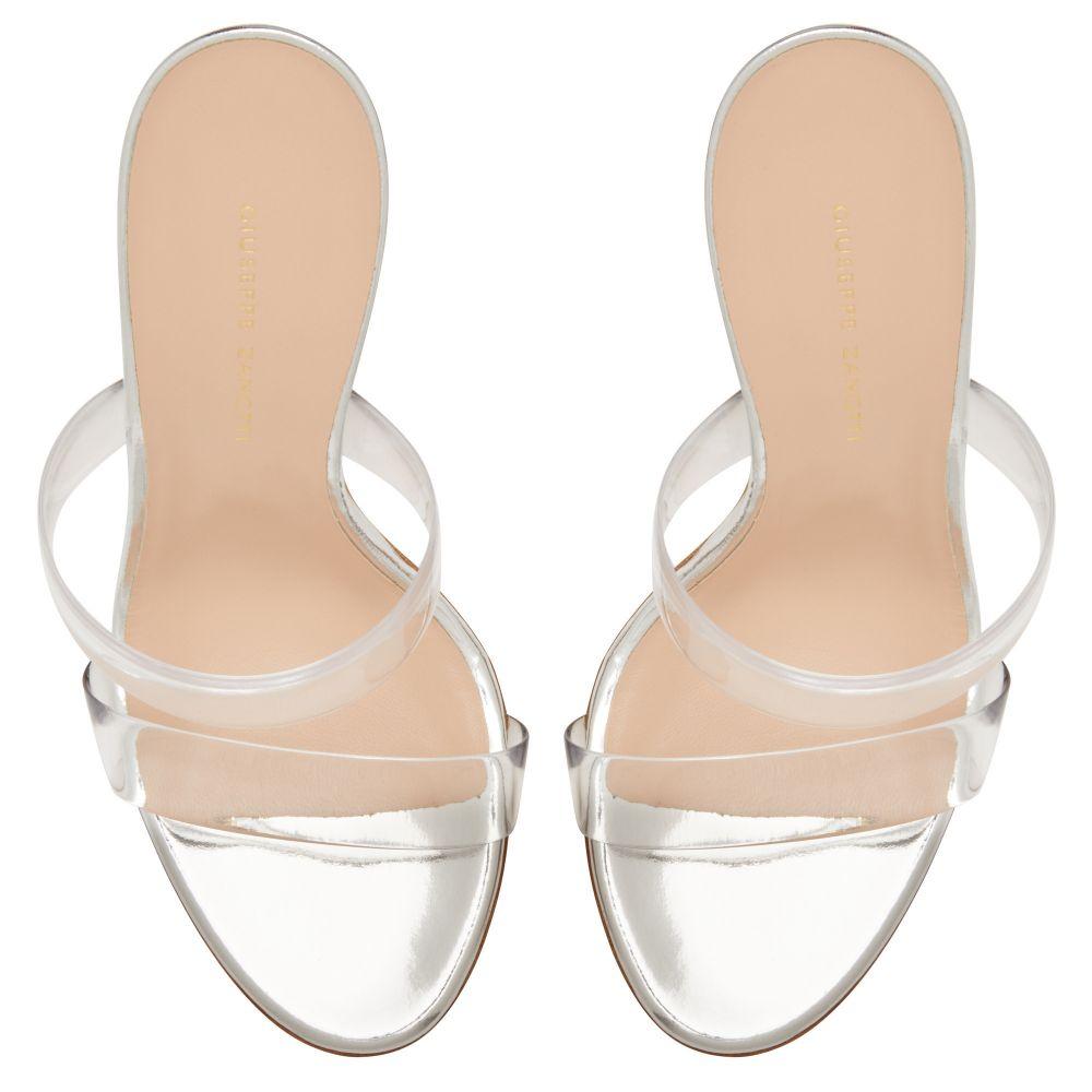 AURELIA - Silver - Sandals