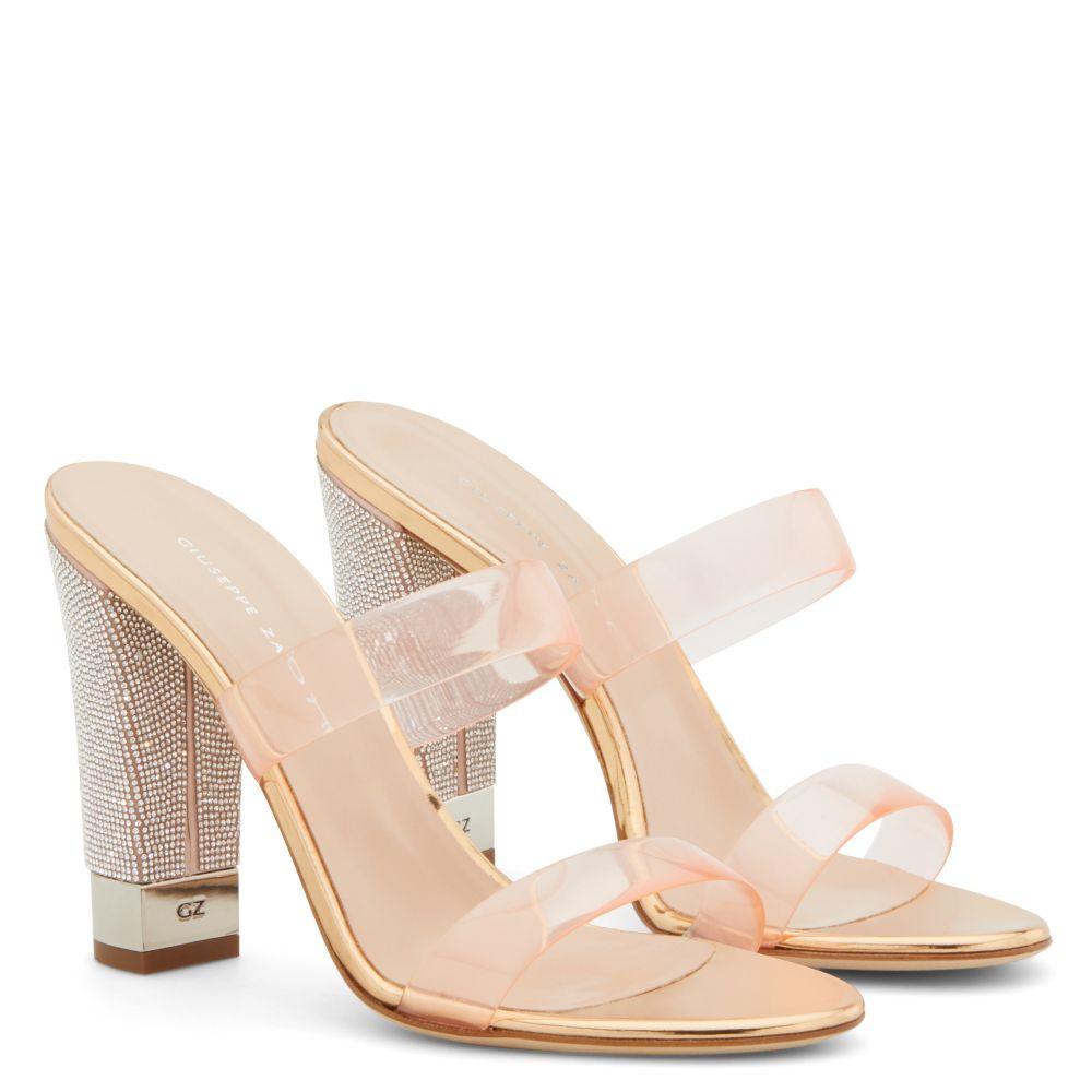AURELIA - Gold - Sandals