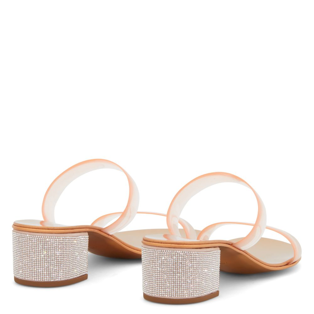 AURELIA 40 - Gold - Sandals