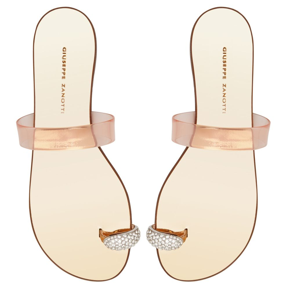 RING GHOST - Gold - Flats