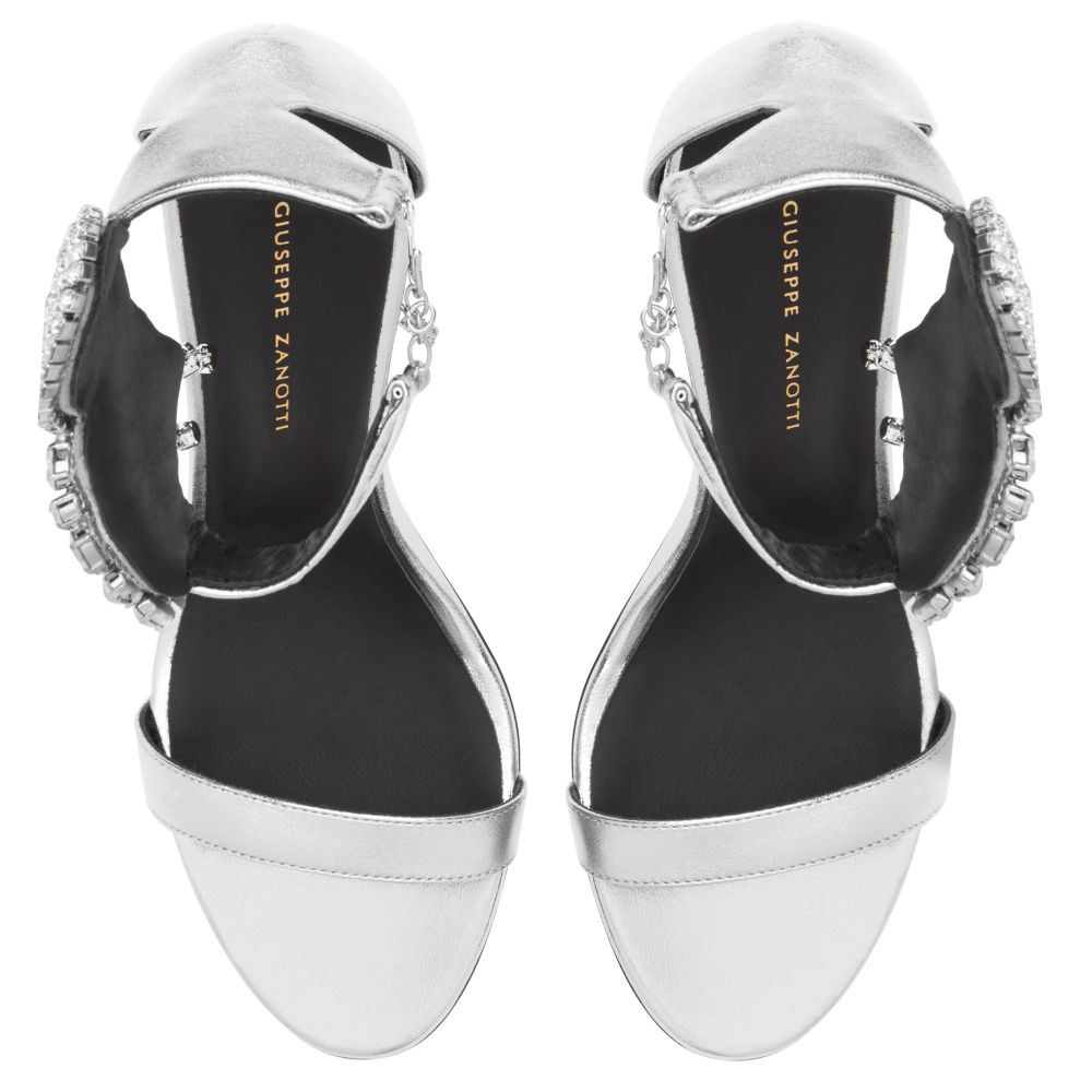 AMOUR - Silver - Sandals