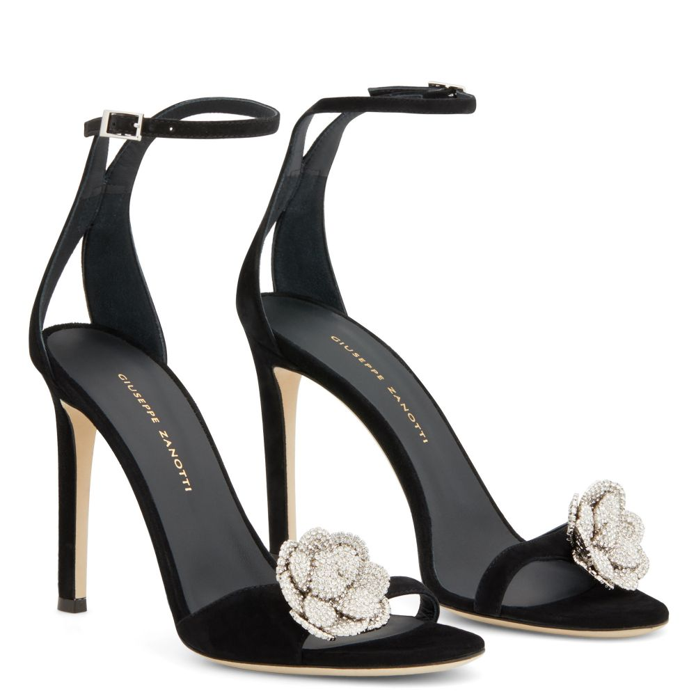 PHOEBE NUIT - Black - Sandals