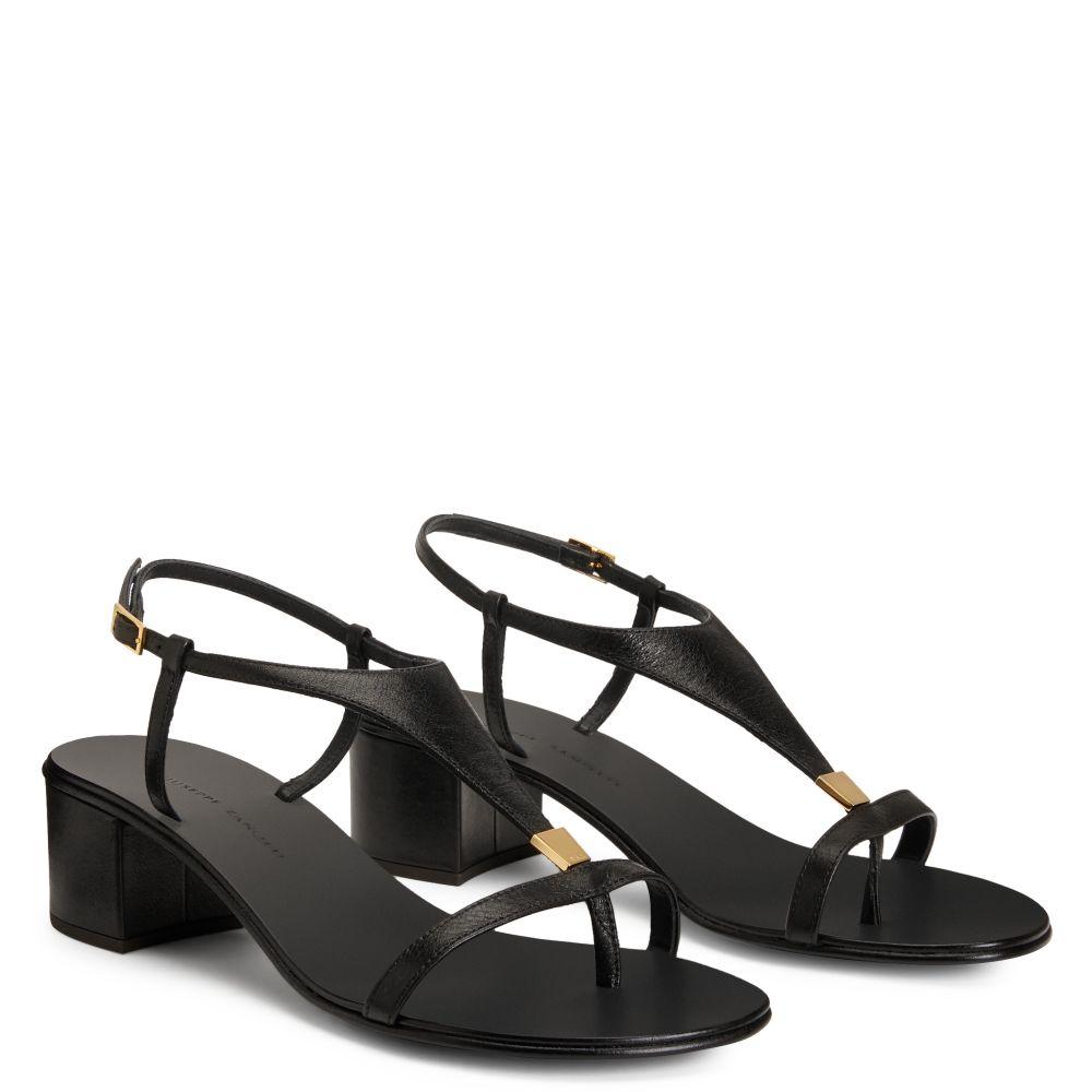 KATHARINA - Noir - Sandales