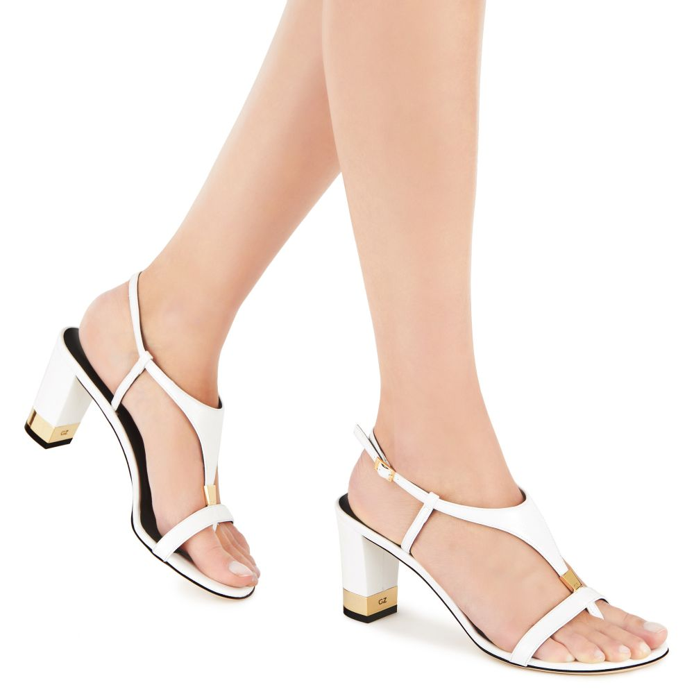 KATHARINA - White - Sandals
