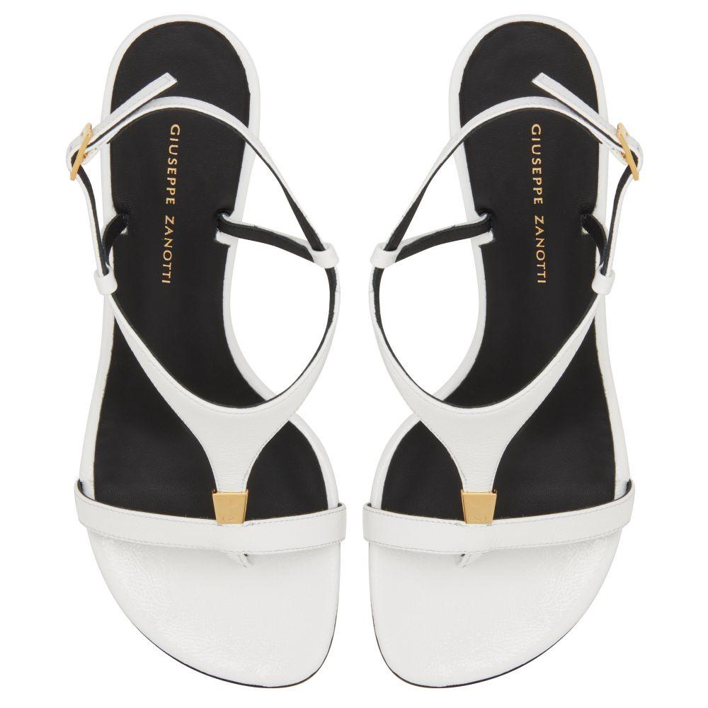 KATHARINA - White - Sandals