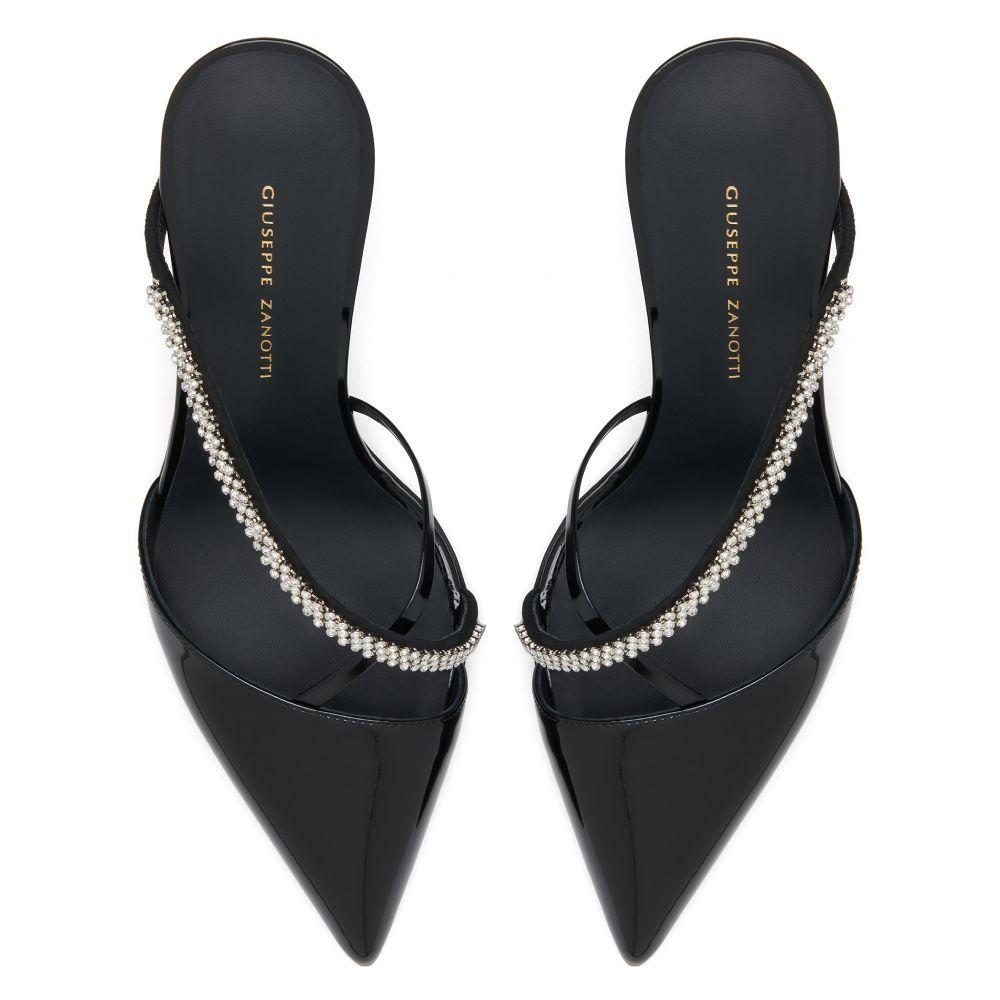 ROSITA - Black - Sandals