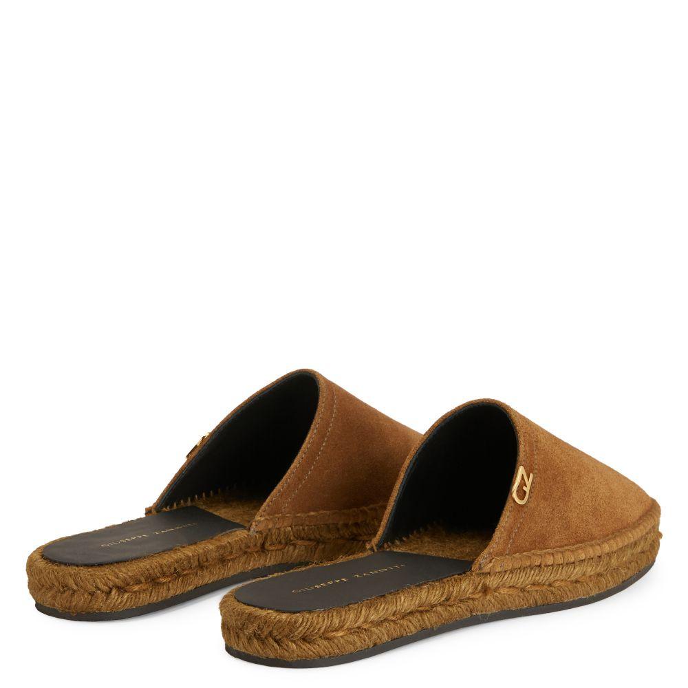 LYDIE - Brown - Flats