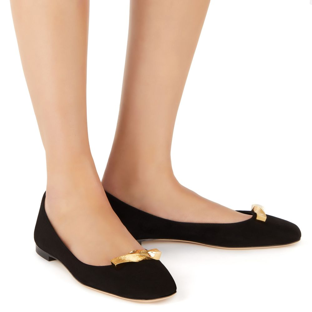 CONSUELO BALLET - Black - Loafers
