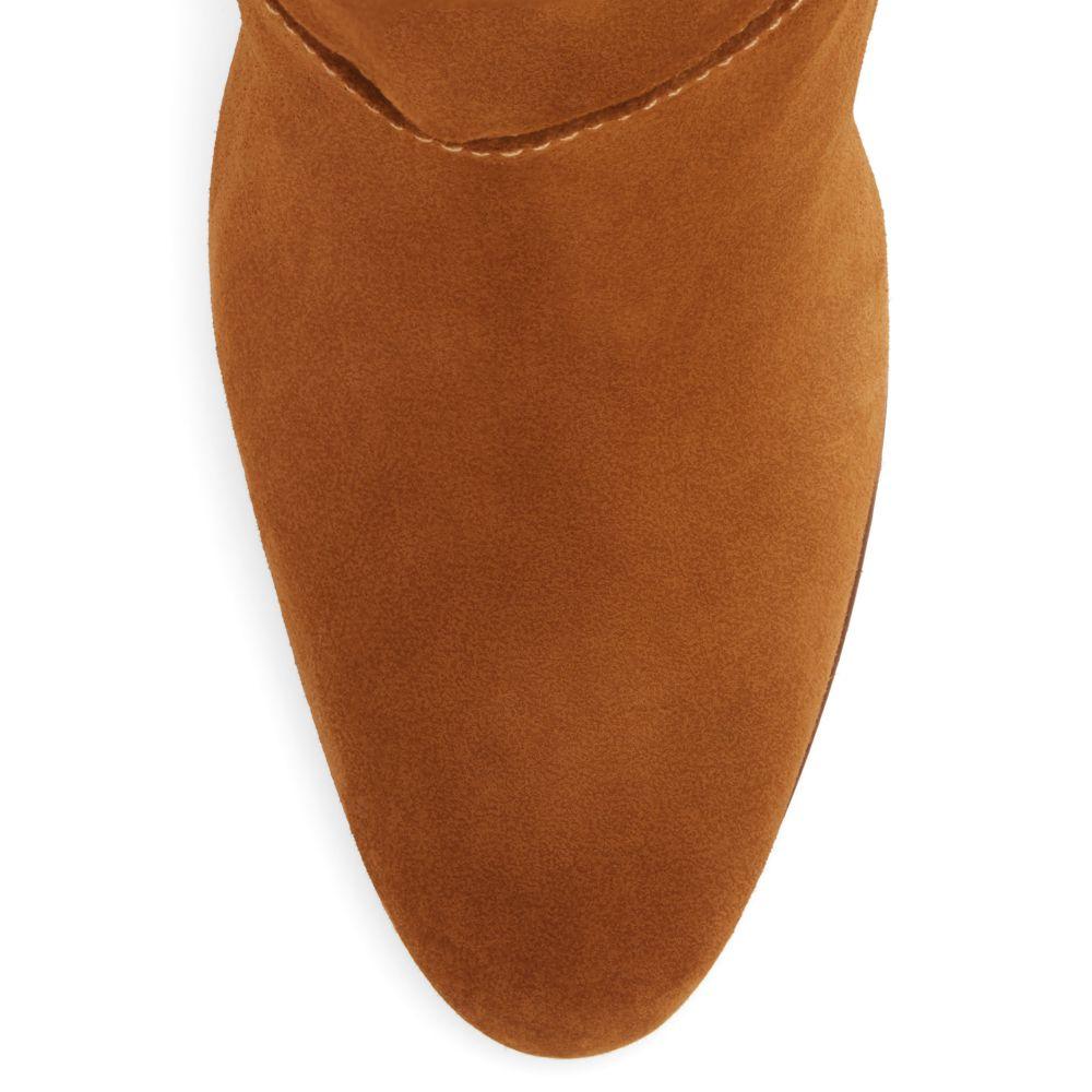 HATTIE - Brown - Boots