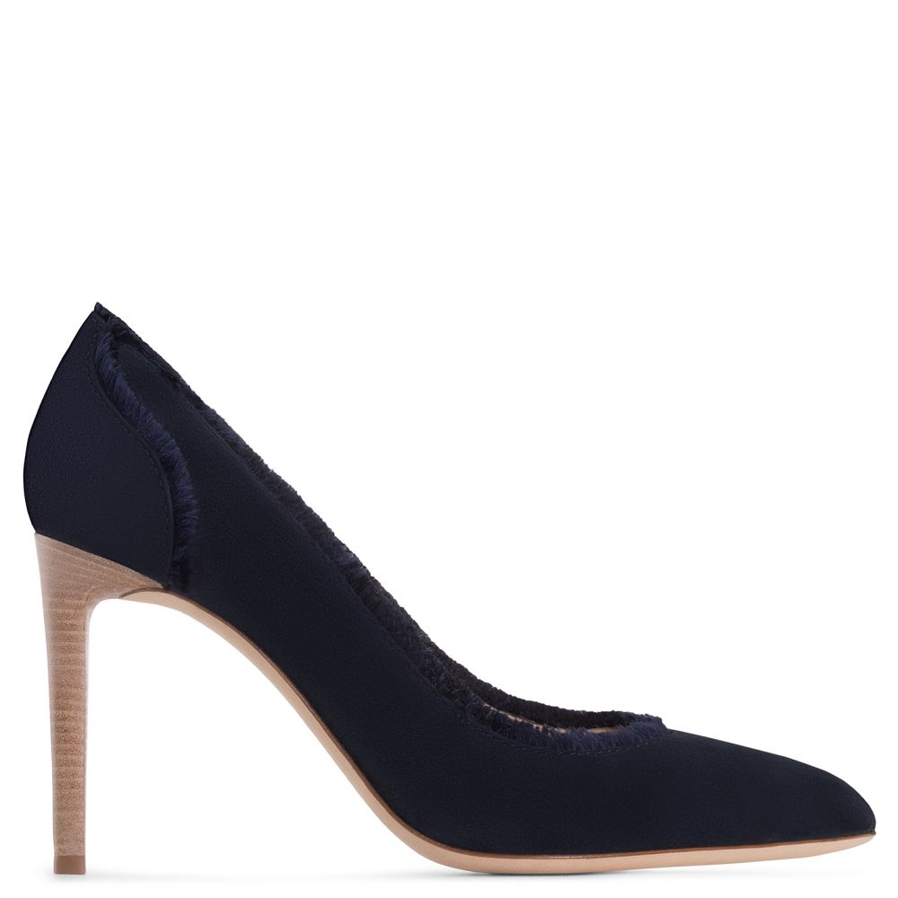 ZELMA - Blue - Pumps