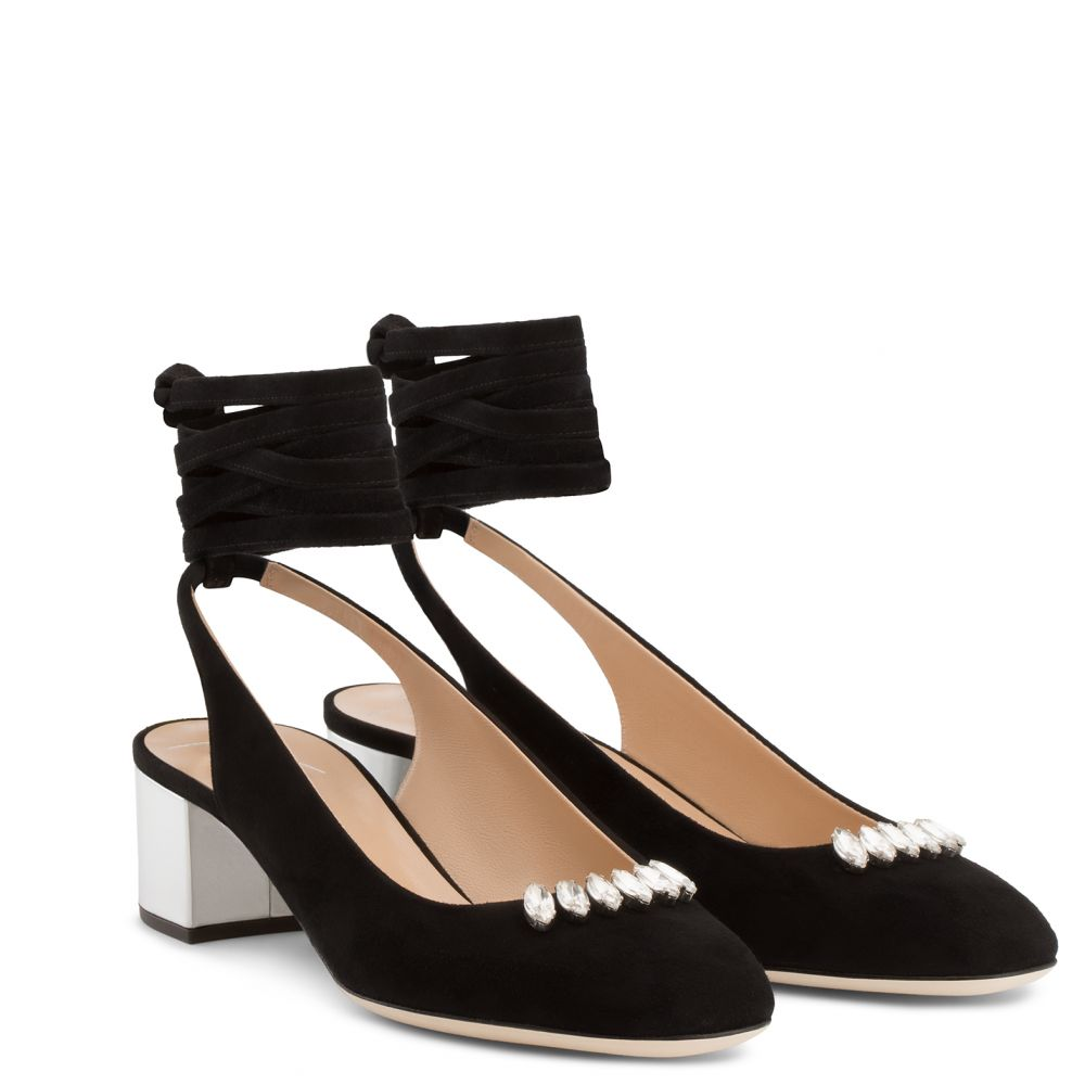 TONYA - Black - Pumps