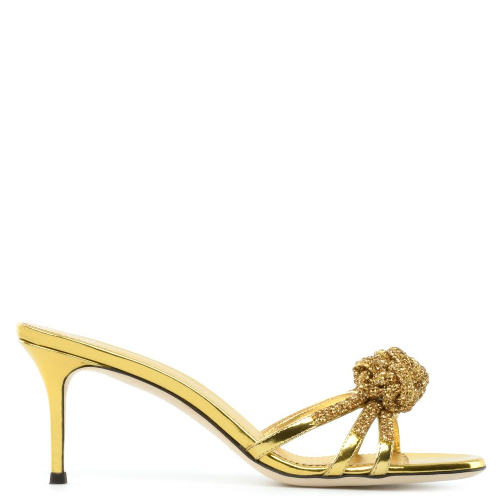 BLOSSOM - Gold - Sandals