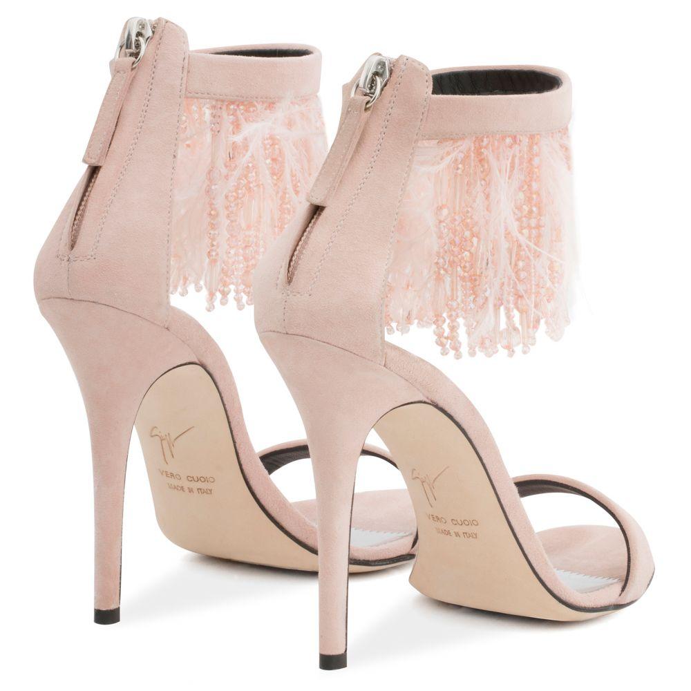 BEAU - Pink - Sandals