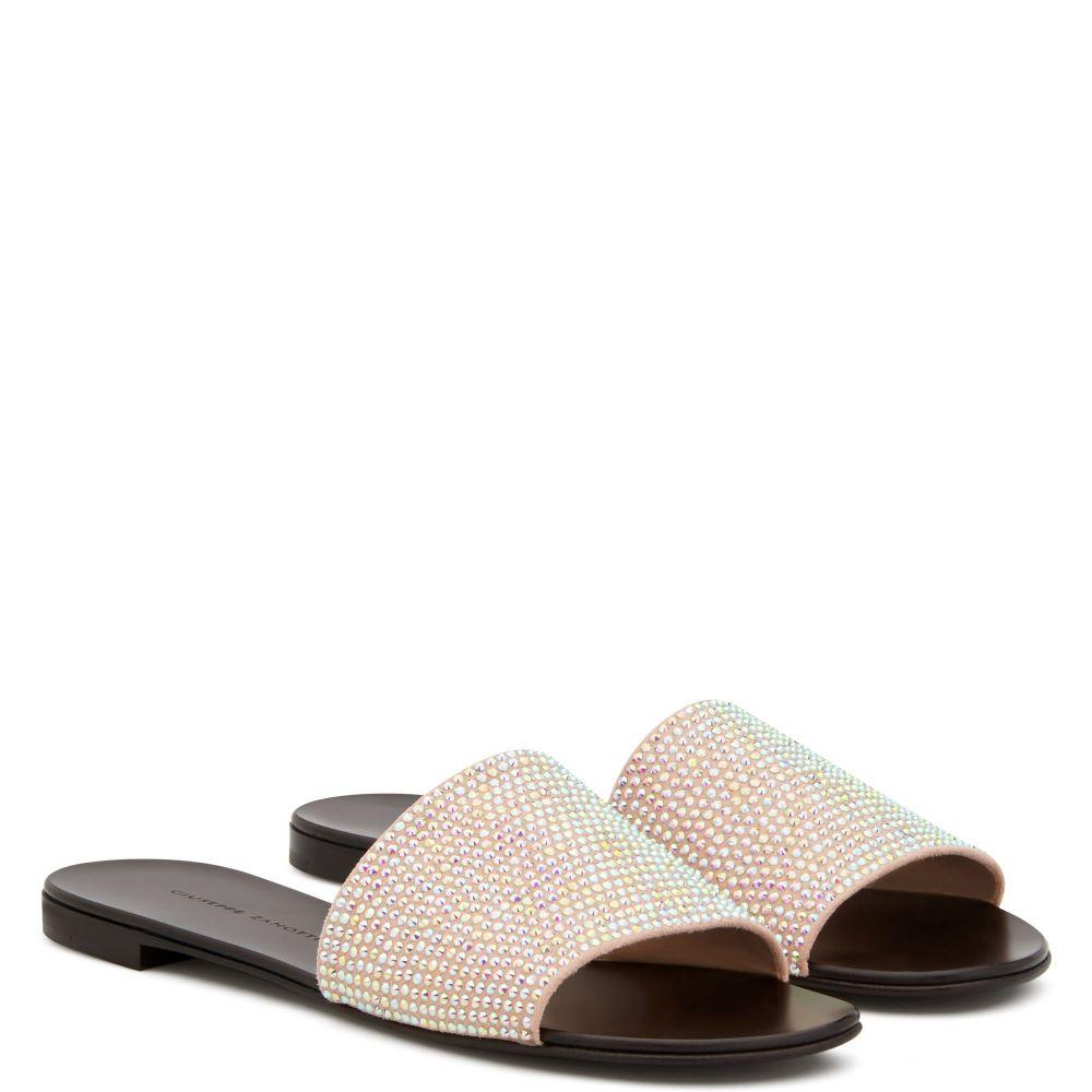 ADELIA - Pink - Flats