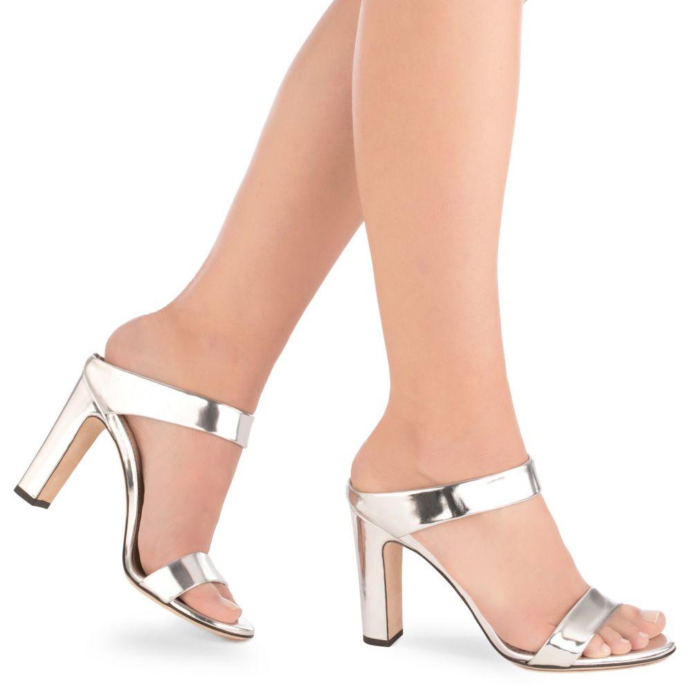ALIZÉE - Argent - Sandales
