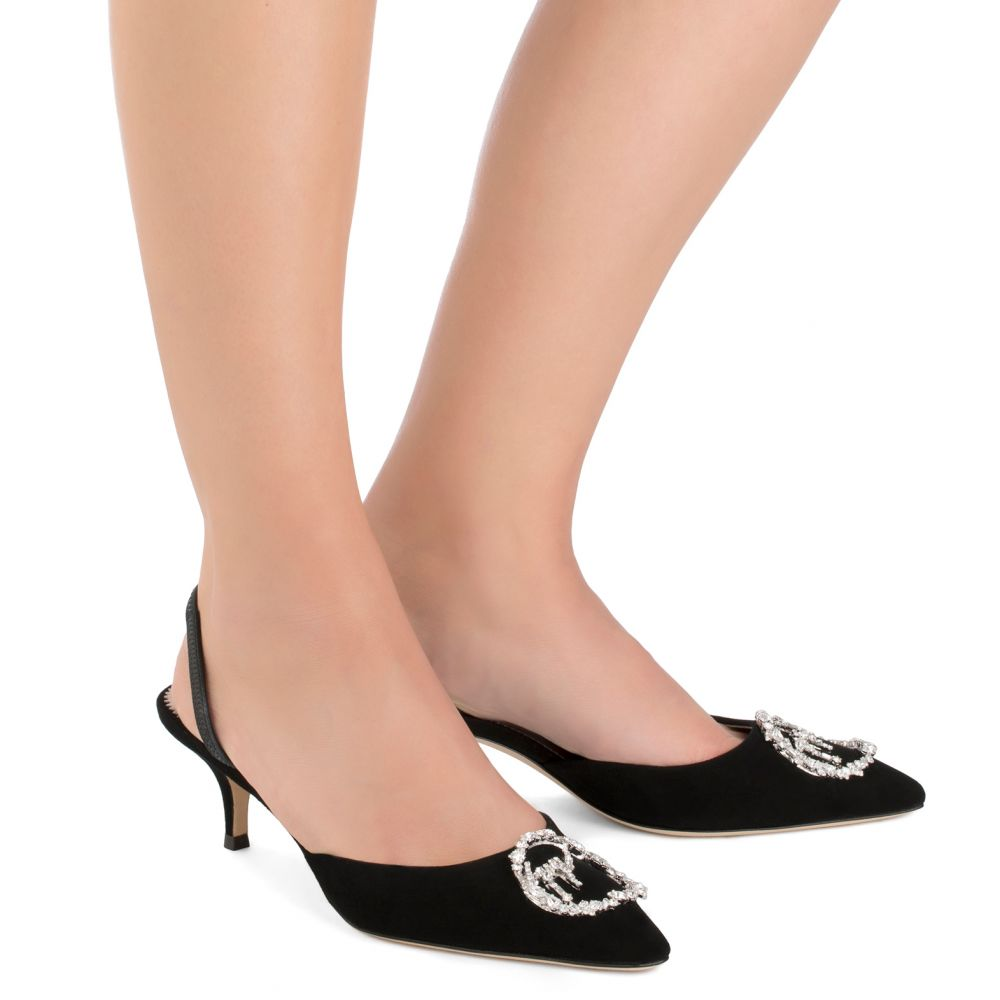 JOLIE 50 - Black - Sandals