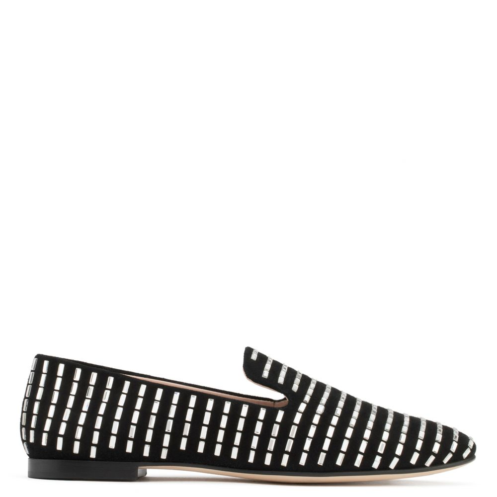 DELANEY - Black - Loafers