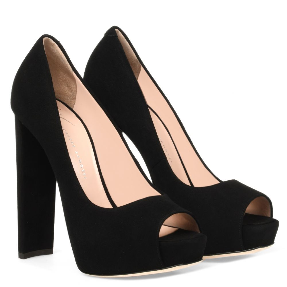 SELINA - Black - Pumps