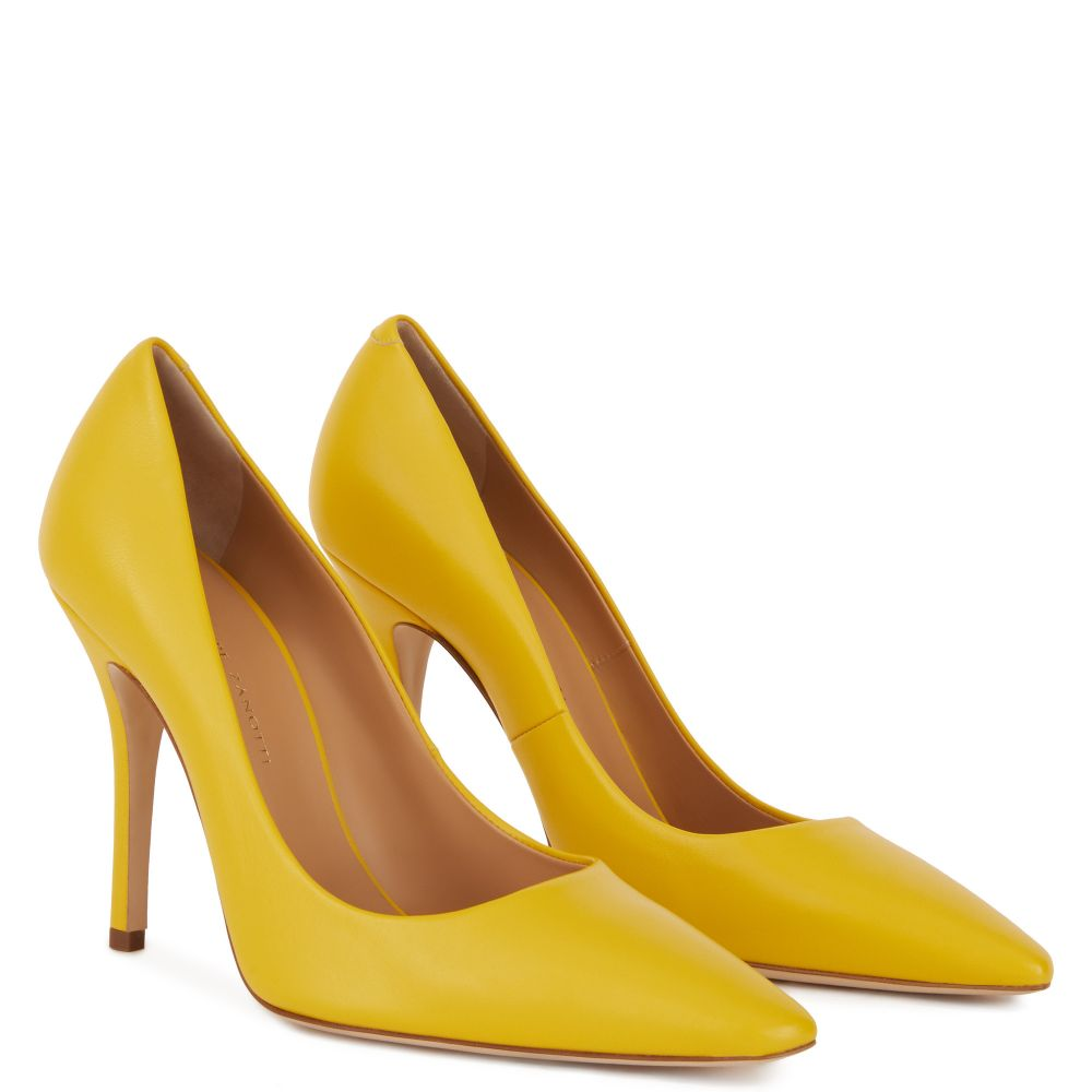 LUCREZIA - Yellow - Pumps