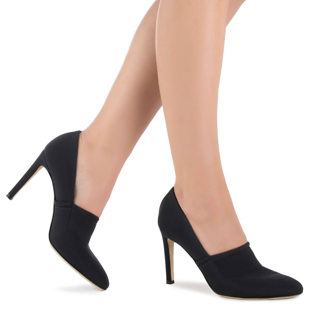 ANIKA - Black - Pumps