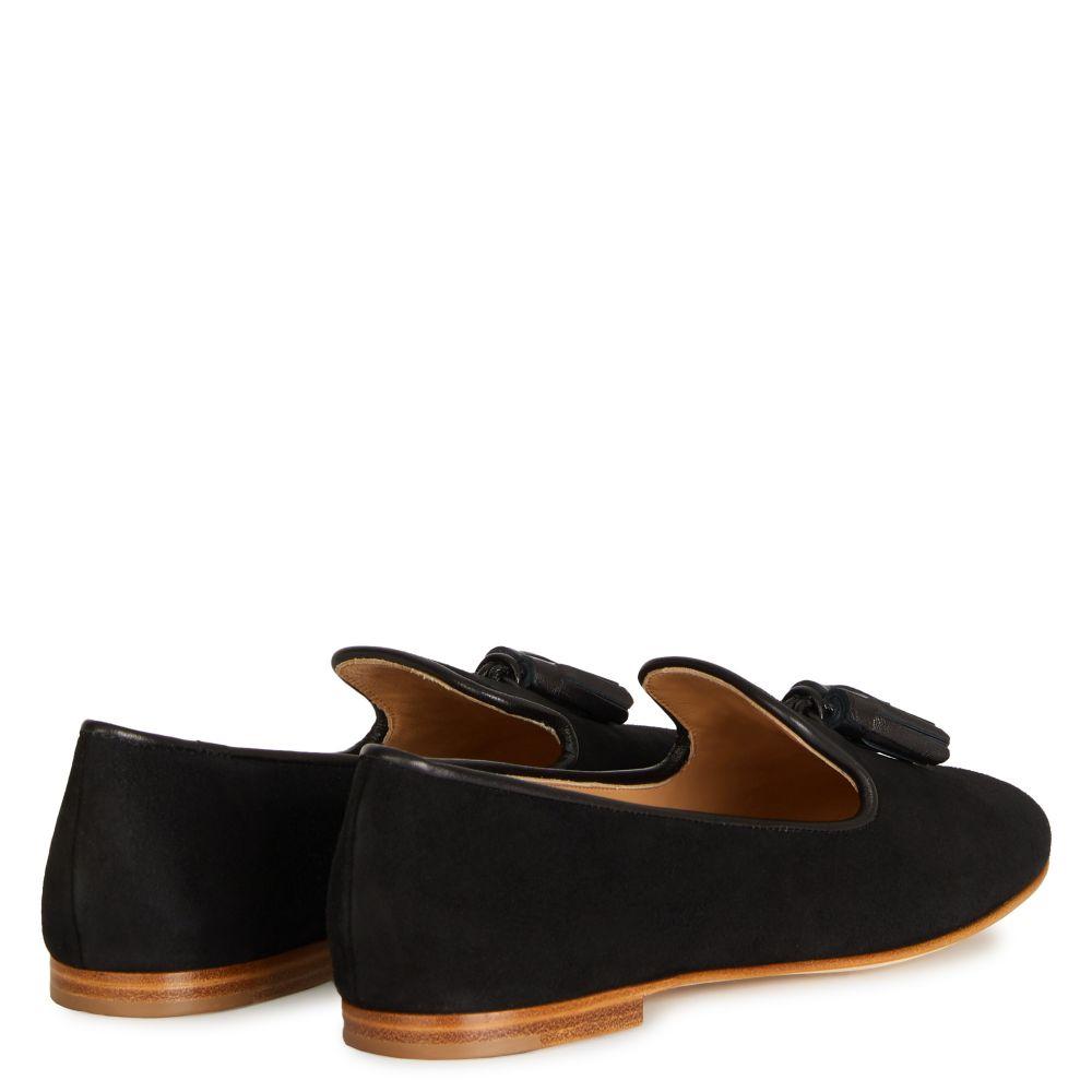DALILA - Black - Loafers