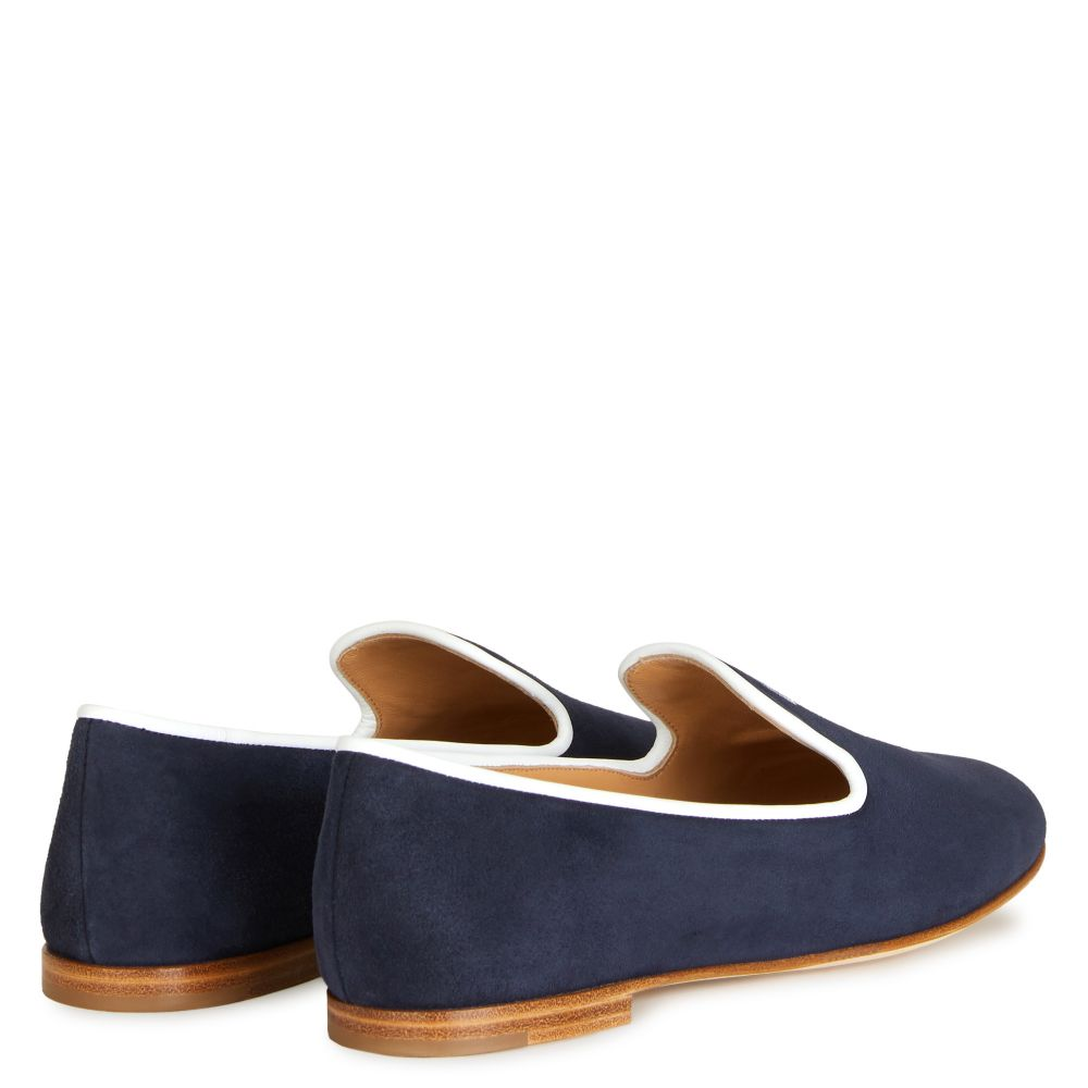 DALILA - Blue - Loafers