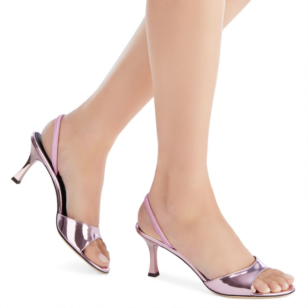 KELLEN - Fuxia - Sandals