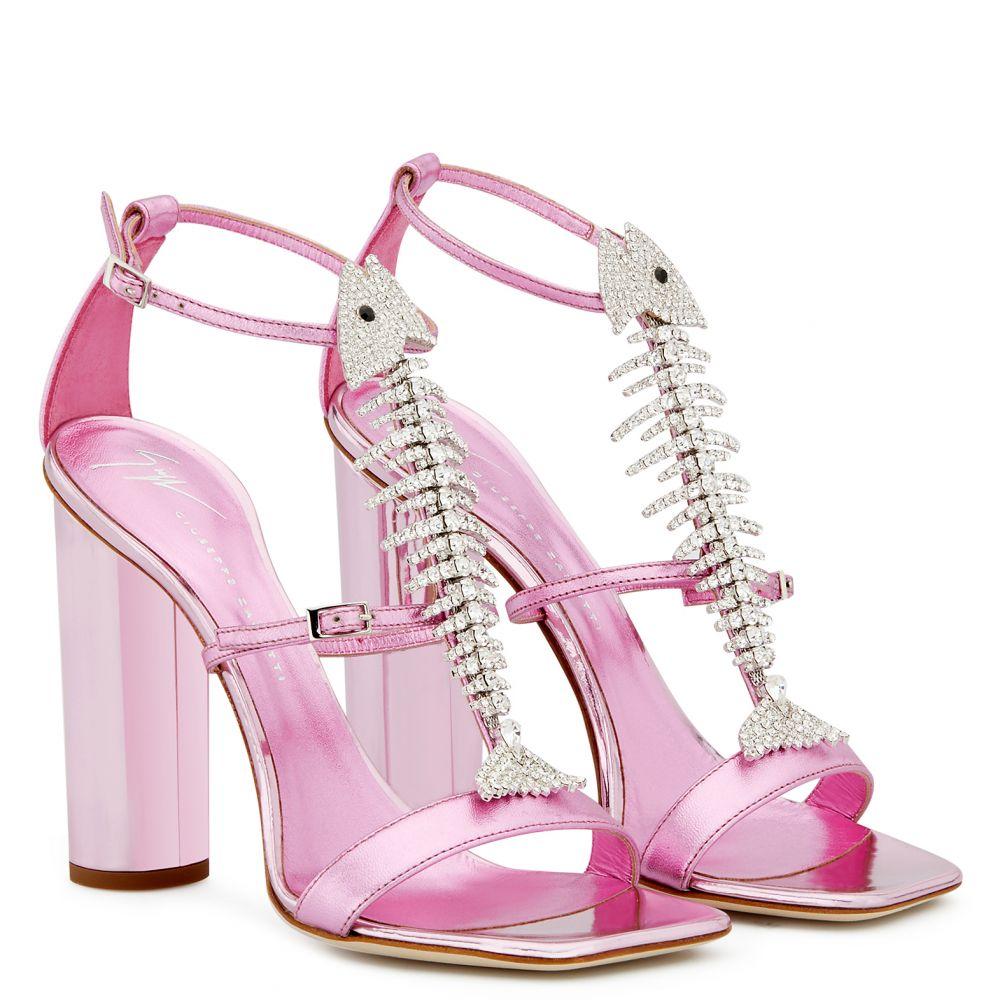 SLIM - Fuxia - Sandals