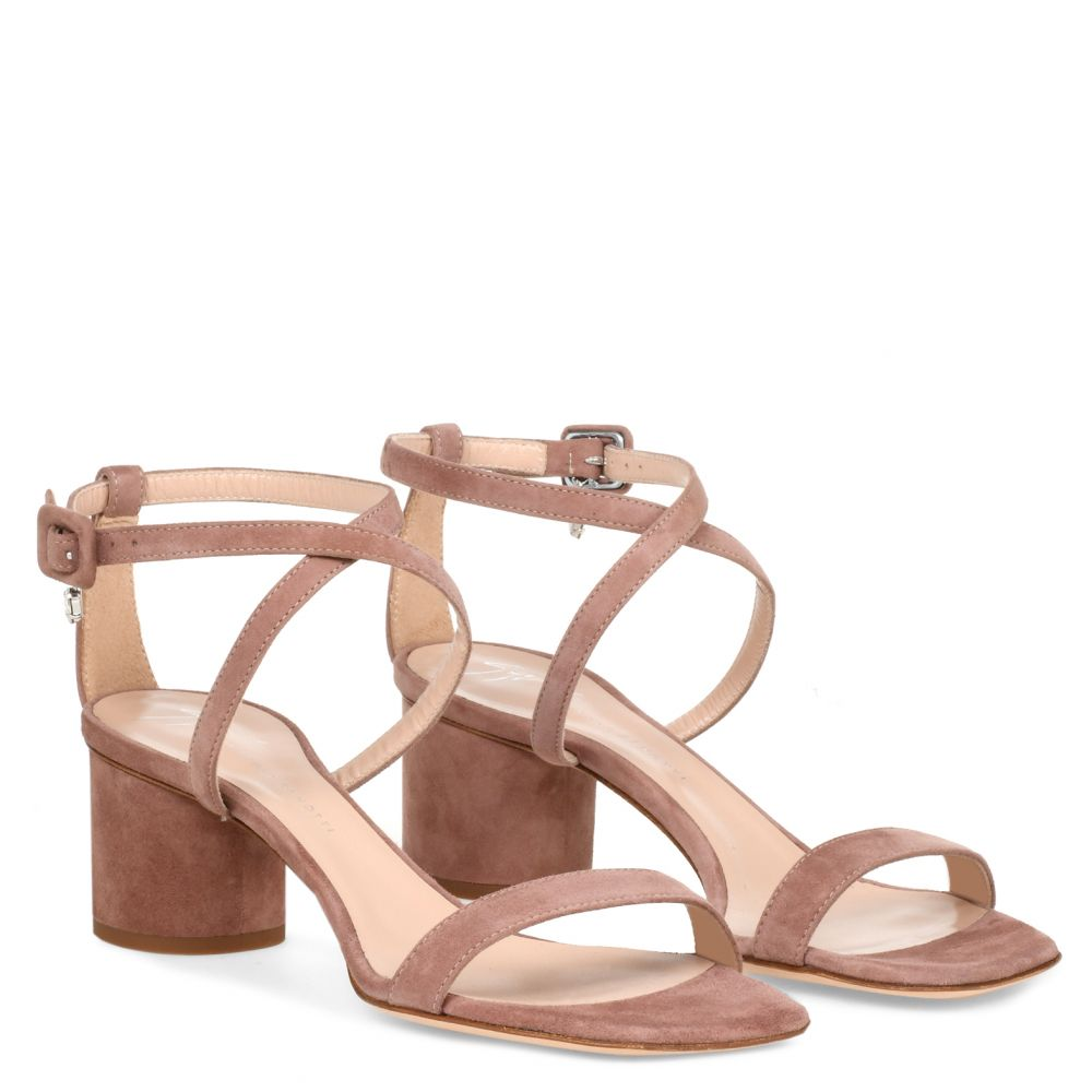 TARA - Beige - Sandals