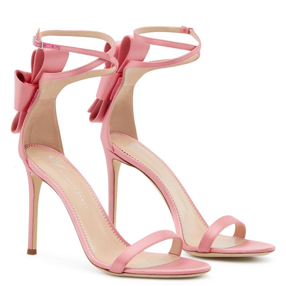ALINA BOW - Pink - Sandals