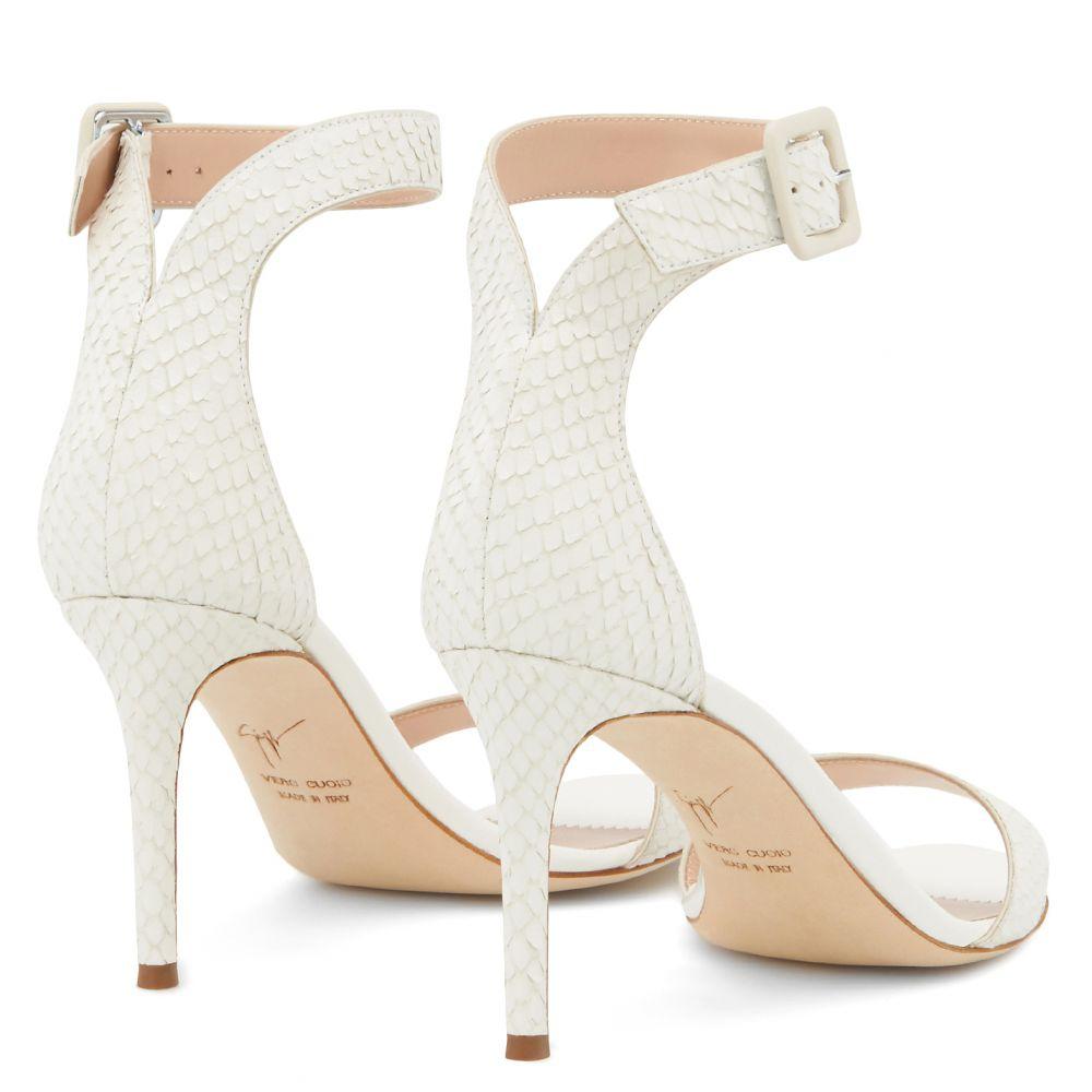 NEYLA - White - Sandals