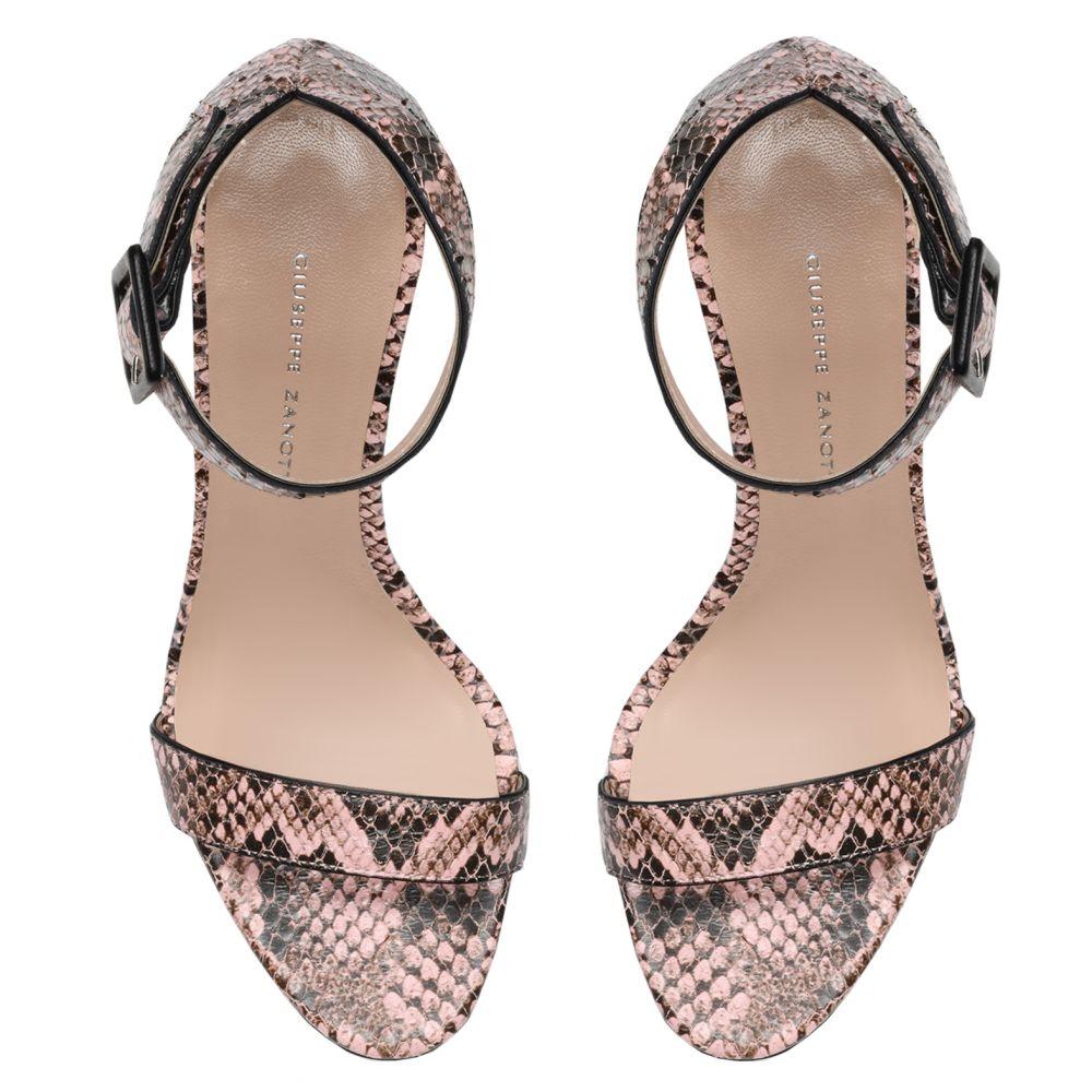NEYLA PYTHON - Multicolor - Sandals